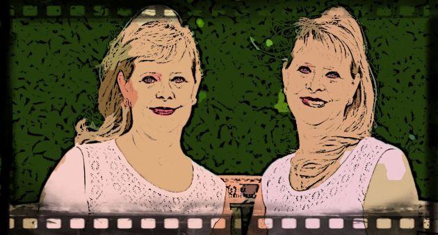 Luisa y su gemela